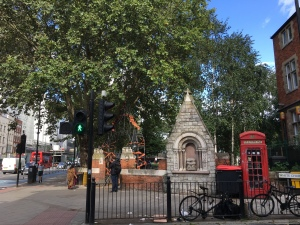 Virtual tour of London's east end